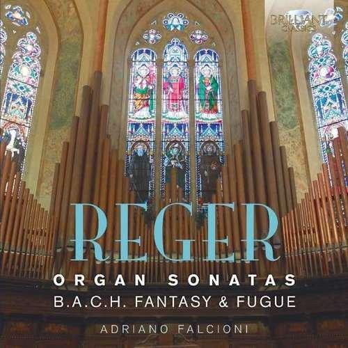 Organ Sonatas (Reger: Organ Sonatas)