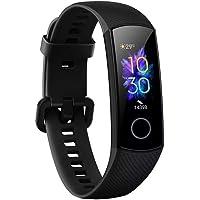 Smartwatch Honor Band 5 Huawei Tela Colorida Medidor de oxigênio no sangue - Estoque no Brasil