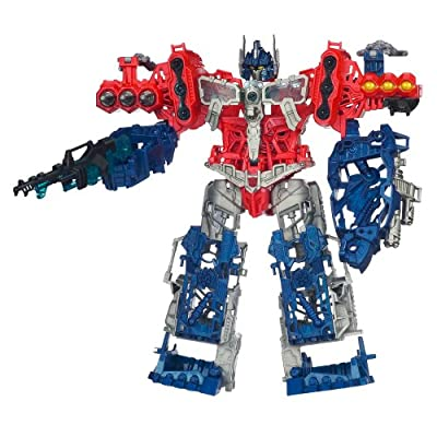 Prime Cyberverse Optimus Maximus Figure from Transformers
