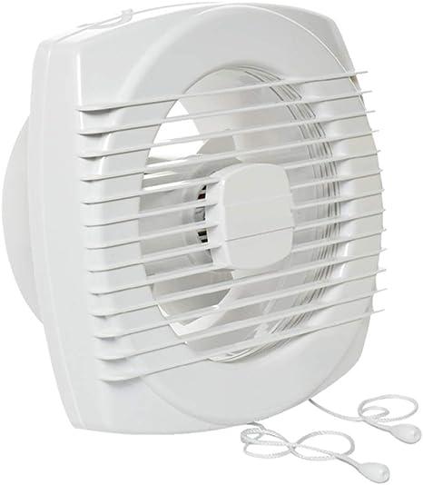 Ventilador Extractor De Baño108mm Ventilación Súper Silenciosa con ...