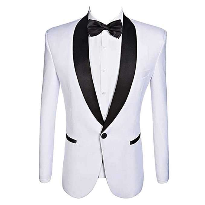 Mens Bright Colorful Suits Slim Fit Tuxedo Wedding Groom