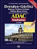 ADAC Stadtatlanten, Großraum Dresden, Görlitz