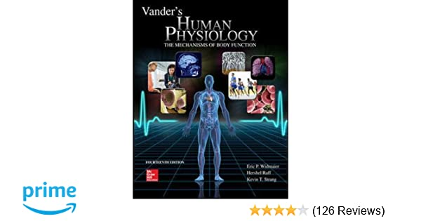 Vander S Human Physiology 9781259294099 Medicine Health Science
