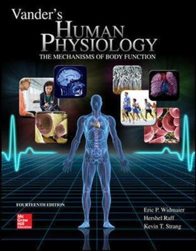 1259294099 - Vander's Human Physiology