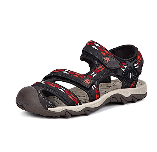 Kamel Utomhus Kvinnor Elegant Athletic Sandaler Färg Röd Storlek 36 M Eu
