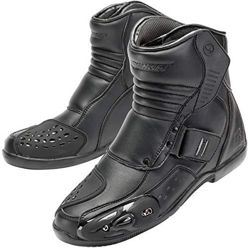 Joe Rocket Men's Boots (Black, 9)