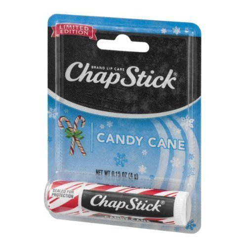 ChapStick Candy Cane, 0.15 Ounce (Pack of 2)