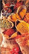 L'ABCdaire des épices par Boisvert