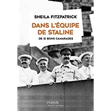 L'EQUIPE DE STALINE