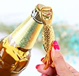 Aobiny Beer Tool, Bottle Opener Pineapple Shape Alloy Tool Wedding Party Gift Souvenirs