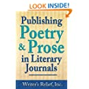 Publishing Poetry & Prose in Literary Journals