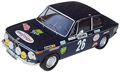 1/43 BMW 2002 1971年モンテカルロラリー 15位 C. Ballot-Lena/J.C.Morenas #26  1716