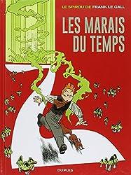 Le Spirou de ... - tome 2 - Les marais du temps (réédition)
