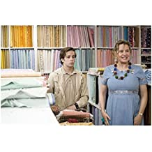 Gentlemen Broncos Michael Angarano as Benjamin and Jennifer Coolidge as Judith in Fabric Store 8 x 10 inch photo