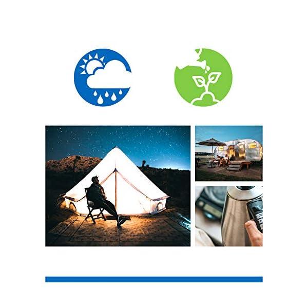 51NVM50aOwL as - Schwabe CEE-Caravan-Einspeisungsstecker – 230 V / 16 A Outdoor Anbau-Stecker mit Klappdeckel – 3-poliger Stecker…