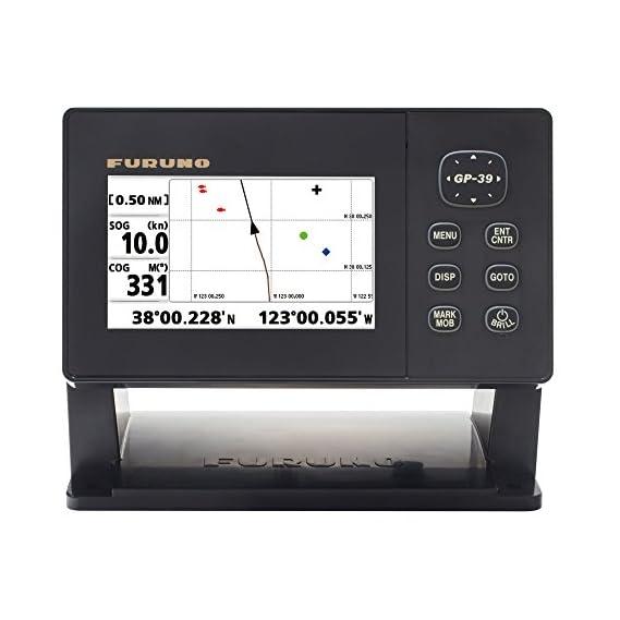 """Furuno GP 39 - GPS/WAAS Navigator with 4.2"""" Color LCD"""