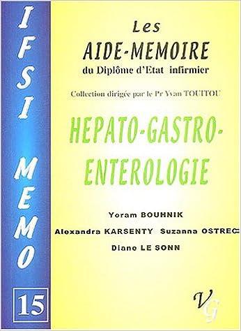 Livre gratuits Hépato-gastro-entérologie epub, pdf