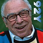Art Buchwald with Joy Behar at the 92nd Street Y | Art Buchwald