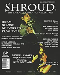 Shroud 5: The Journal of Dark Fiction and Art