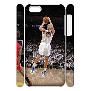 C-EUR Diy 3D Case Stephen Curry Case For Ipod Touch 5 Cover