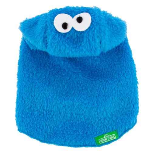 Sesame Street - Cookie Monster - Dress Up Dog Costume (Cookie Monster Pet Costume)