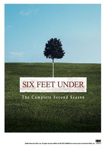 Six Feet Under - The Complete Second Season (Six Feet Under Second Season)