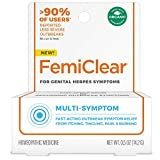 FemiClear for Genital Herpes Symptoms