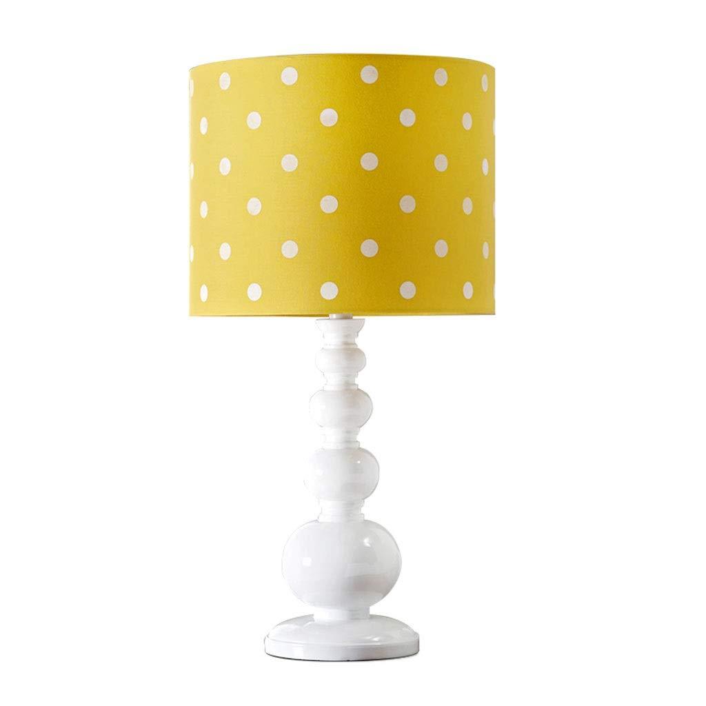 Table Lamp, Fresh Children's Room, Bedroom Bedside Lamp, Indoor Lighting, LED Lamp