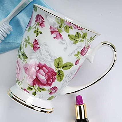 Simple Ceramic mouthwash Cup Brush Cup Creative Toothbrush Cup Wash Cup