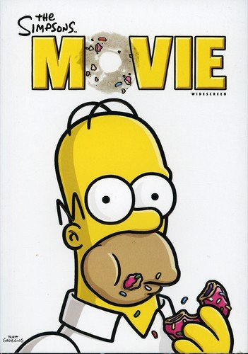 Amazon Com The Simpsons Movie Widescreen Edition Dan Castellaneta David Silverman Movies Tv