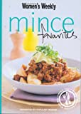 "Mince Favourites: Hamburgers, Chilli, Bolognese, Meatballs ( "" Australian Women's Weekly "" )"