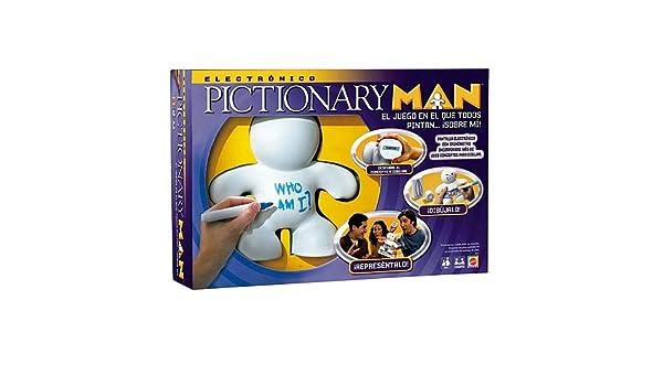 Pictionary Man: Amazon.es: Juguetes y juegos