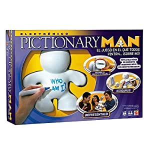 Pictionary Man