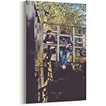 Westlake Art - Canvas Print Wall Art - Tree Psychology on Canvas Stretched Gallery Wrap - Modern Picture Photography Artwork - Ready to Hang - 12x18in (*7x-f54-2b0)