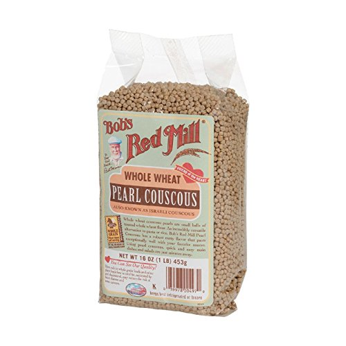 Bobs Red Mill Whole Wheat Pearl Couscous - 16 oz - Case of 4 - Friend of the Heart by Bob's Red Mill