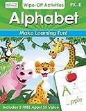 Alphabet Wipe-Off Activities, Alex A. Lluch, 161351090X