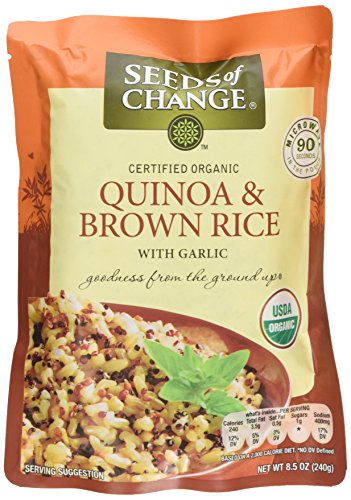 Seeds of Change Quinoa and Brown Rice, 8.5 oz. / 2 Pack