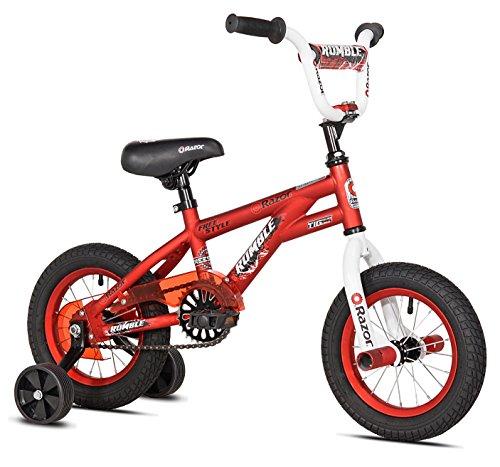 """Razor Rumble Kid's Bike, 12"""""""