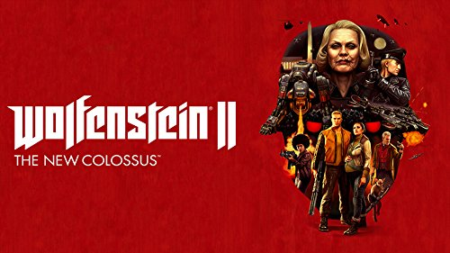 Wolfenstein II: The New Colossus - Nintendo Switch [Digital Code]