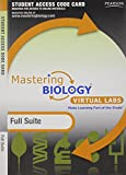 img - for Mastering Biology without Pearson eText for -- Virtual Lab Full Suite -- Standalone Access Card book / textbook / text book