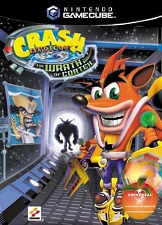Crash Bandicoot: The Wrath Of Cortex (GameCube) [Importación ...