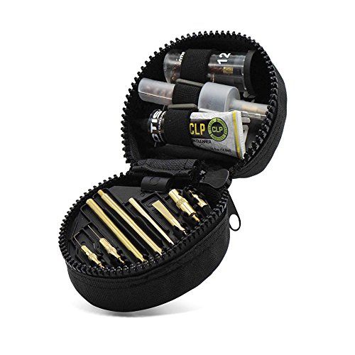 - Otis Technologies FG-753-G Cleaning System, 3 Gun Competition, Clam Package