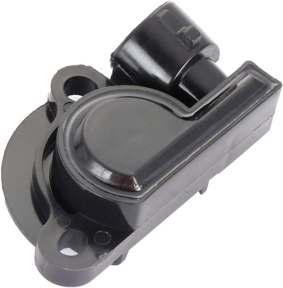 ROADFAR AM-492494842 Throttle Position Sensor Compatible Fit for 1995-1996 AM General Hummer 1995-1996 Buick Century 1991-1993 Buick Roadmaster 2PCS