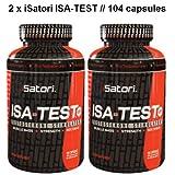 2 x Isa-Test GF 104 caps (2 bottles (208 total capsules))