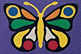 : Lauri Crepe Rubber Puzzles - Butterfly