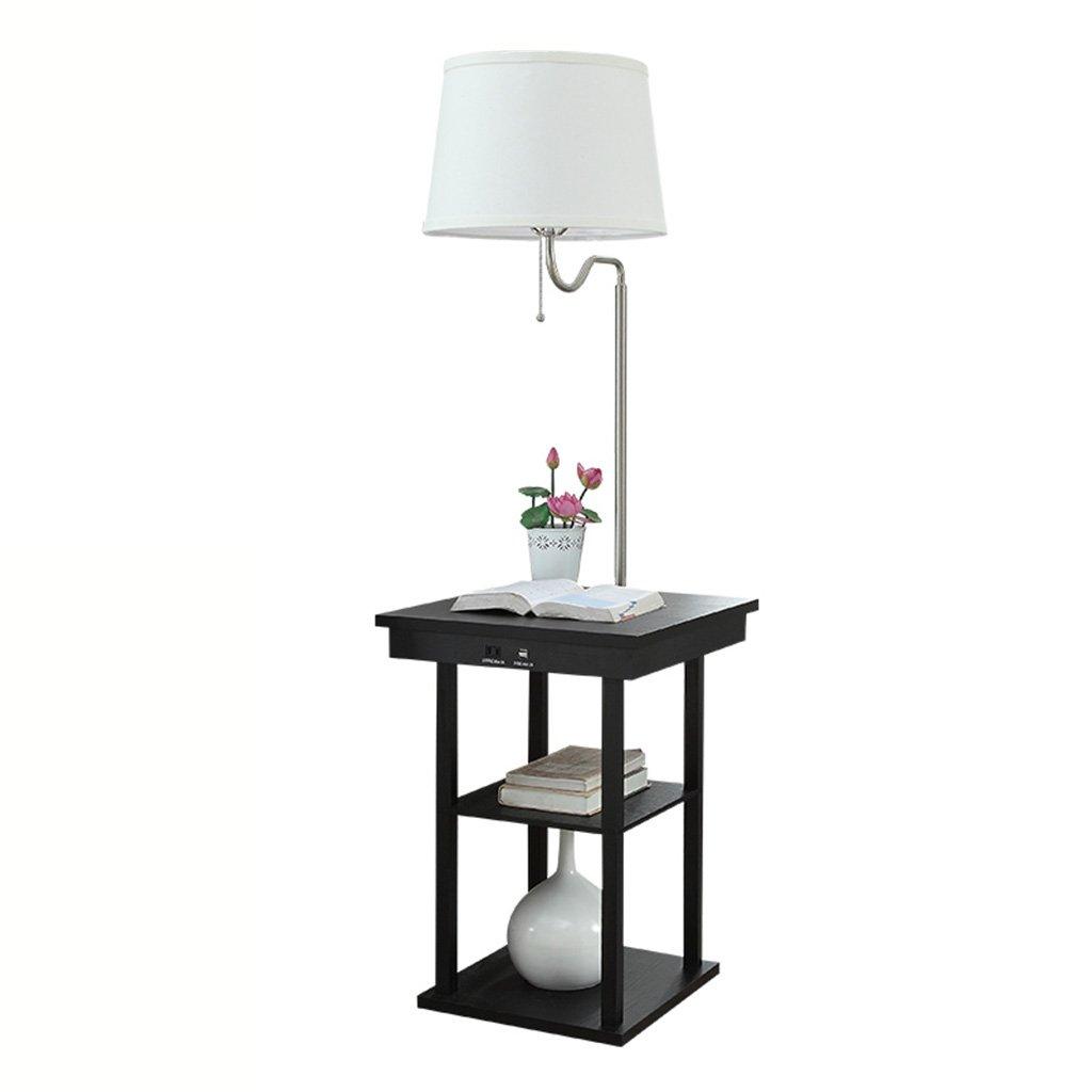 Lampada Piantana Moderna Stile Minimalista con Tavolo per la Stanza di Studio della Camera da Letto del Salone Home mall- Lampada da Terra in Ferro Colore : Style#1
