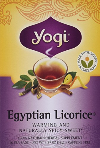 Yogi Tea Egyptian Licorice - 5