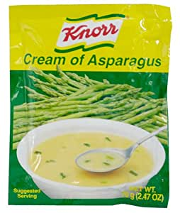 Knorr Cream of Asparagus Soup Mix (PACK OF 6)