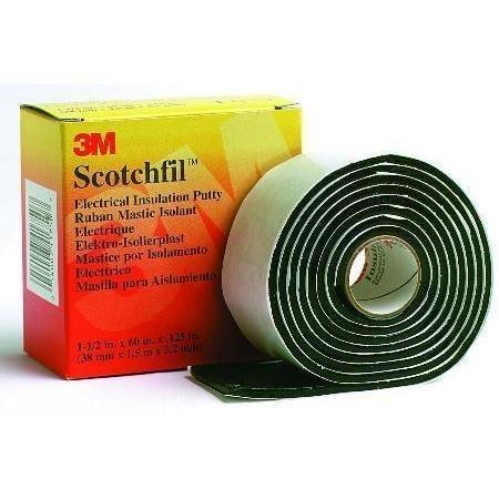 Scotchfil Electrical - 3M Scotchfil Electrical Insulation Putty-2pack