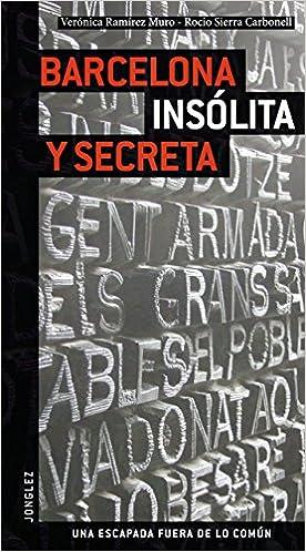 Book Barcelona Insolita y Secreta (Secret (Amberley))